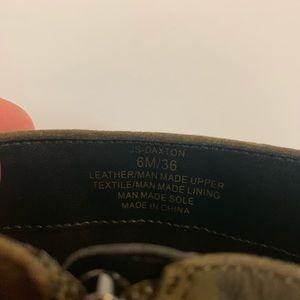 Jessica Simpson Shoes - Women's Jessica Simpson dark green heels